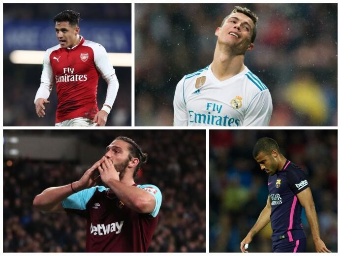 Cristiano al United y más rumores que sacuden el mercado de Europa untit...
