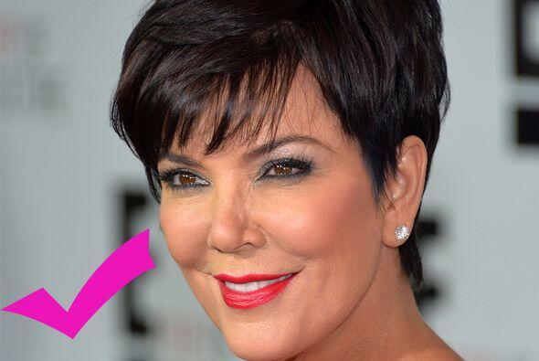 La matriarca de las Kardashian se ha conservado muy guapa a lo largo de...