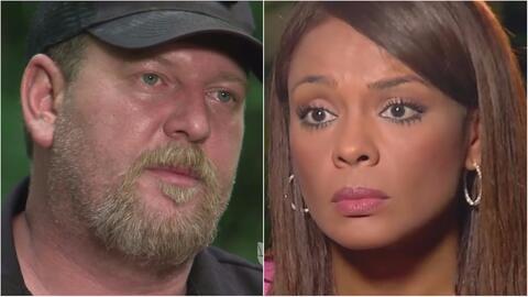 Mirando a los ojos del odio: Así comenzó la entrevista de Ilia Calderón...