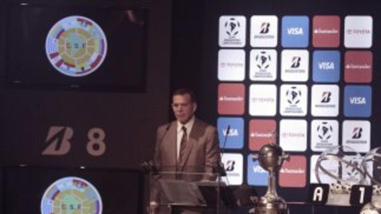 Se sorteó una nueva versión de la Copa Libertadores, la 55 que tendrá má...