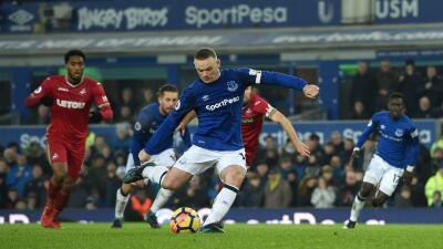 Everton le gana al Swansea
