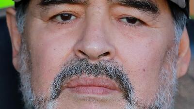 """Maradona no lo duda: """"Mourinho es mejor que Guardiola"""""""
