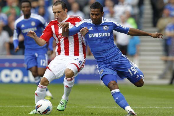 Mientras tanto el Chelsea también tuvo acción siendo visitante.