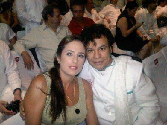 Famosos de telenovela y Juan Gabriel