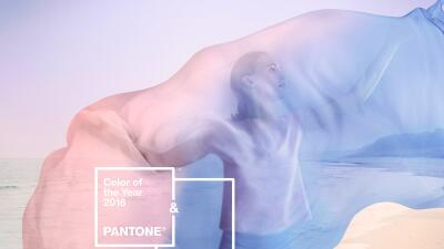 Pantone 2016 - Rose Quartz & Serenity