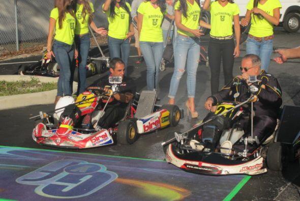 El Gordo de Molina aceptó la carrera a la que lo desafió Juan Pablo Mont...