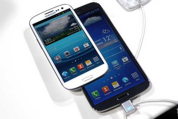El Samsung Galaxy Mega 6.3 es a la fecha el smartphone Android con panta...