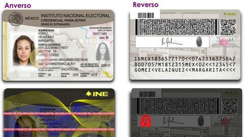 Nueva credencial para votar