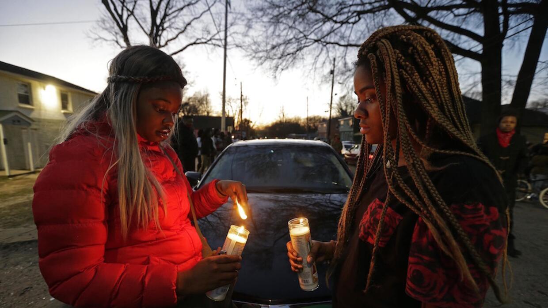 Vigilia de la comunidad afroamericana este lunes en Raleigh
