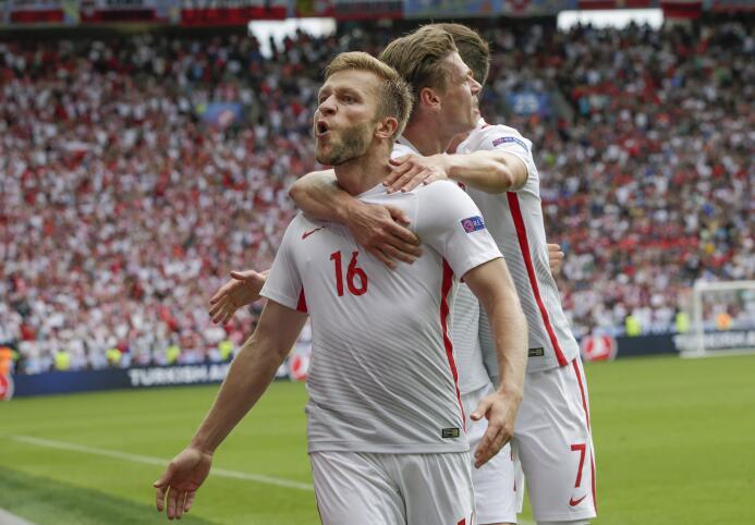 El polaco Jakub Blaszczykowski saldría de Wolfsburgo para jugar en la ML...