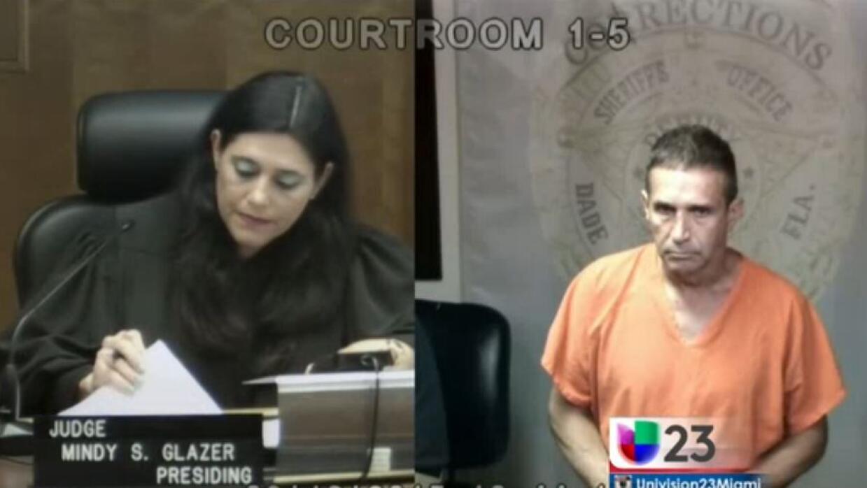 José Manuel Argüelles, acusado de llevar a su hija menor y una amiga a u...