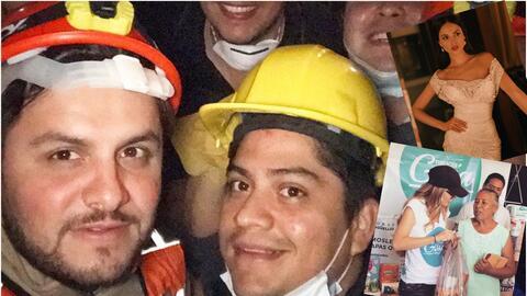 Famosos arman polémica por terremoto en México