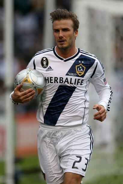 Nos quedaremos con el antojo de probar al bombón de David Beckham, ya qu...