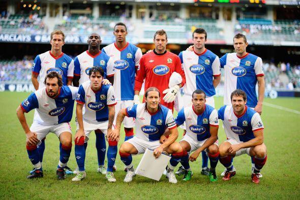 Blackburn Rovers, para su desgracia, vivirá otra campaña en busca de no...