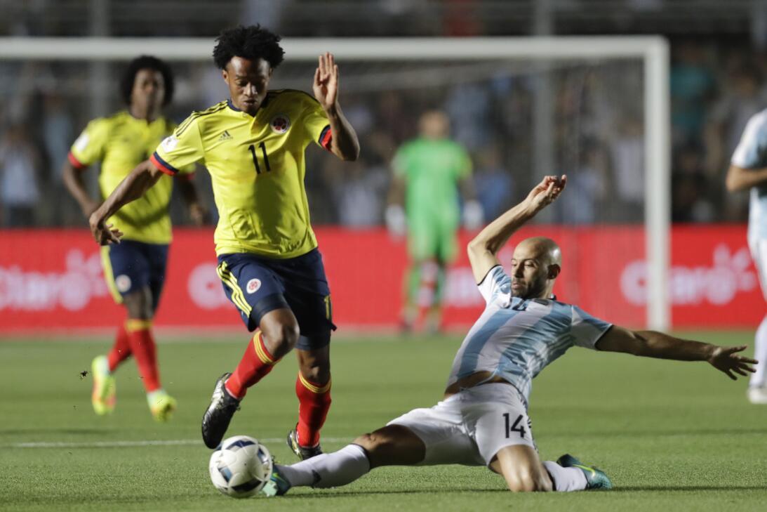 Argentina y Chile, los dos grandes ganadores de la jornada en Conmebol A...
