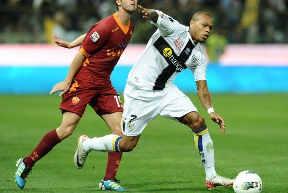 Parma buscó de diversas formas el empate, pero no hubo forma de consegui...