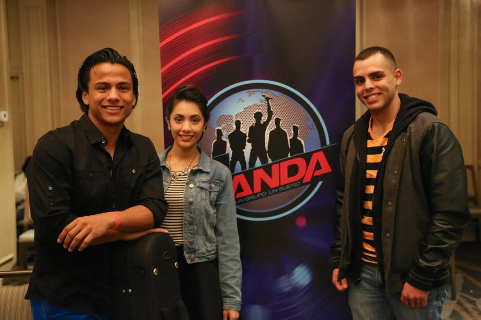 Audiciones de La Banda 2 en Houston