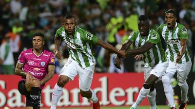 Atlético Nacional se proclama campeón de la Copa Libertadores