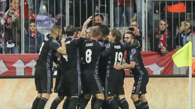 Real Madrid se impone contra Bayern Munich con remontada en cuartos de final de Champions