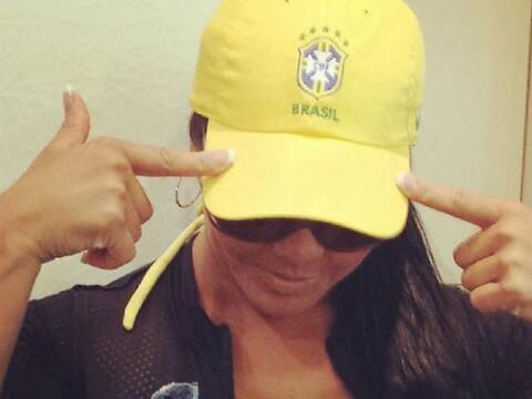 Maripily está lista para el Mundial de Brasil 2014. Todos sobre e...
