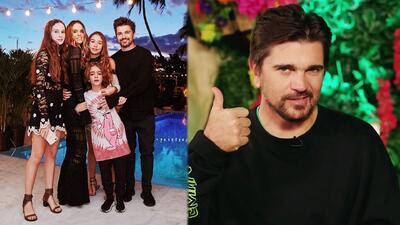 Sereno y motivado por su familia, Juanes responde lo difícil que ha sido enfrentar los escándalos