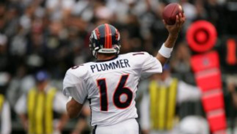 Jake Plummer destacó en los Cardinals y Broncos.