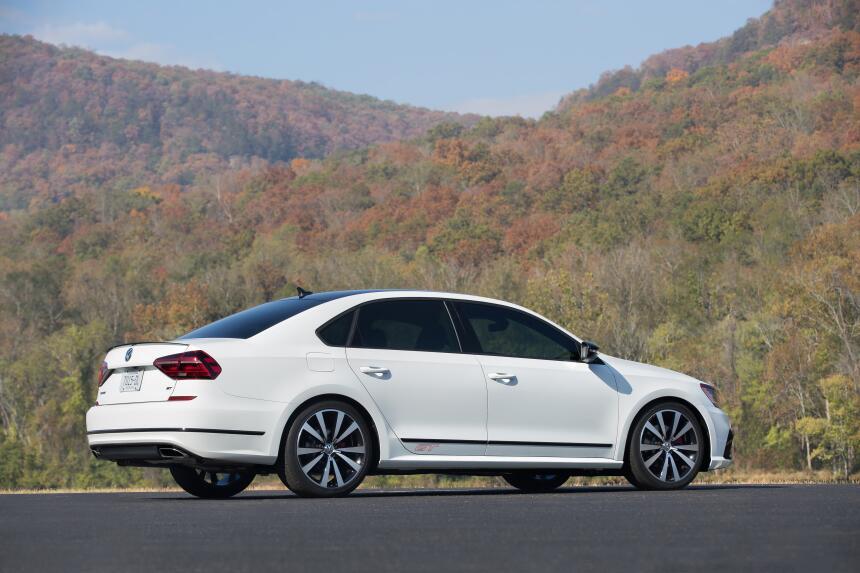 Este es el nuevo Volkswagen Passat GT