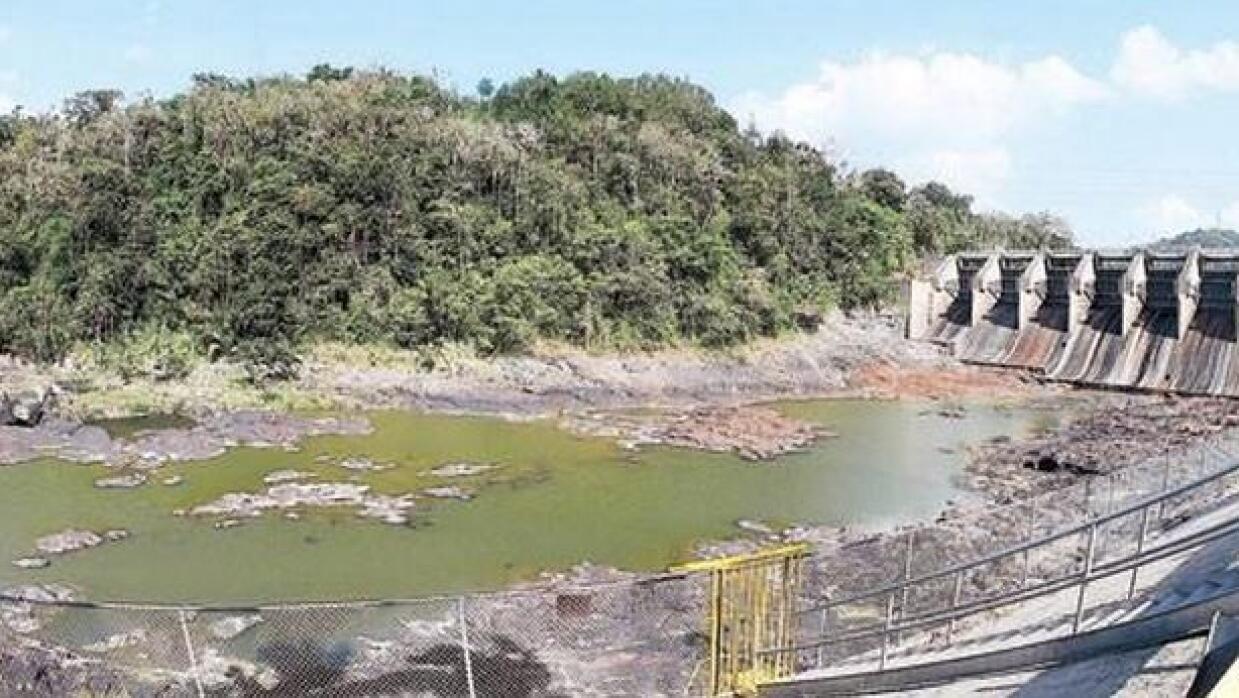 Los niveles de los embalses en Puerto Rico siguen bajando