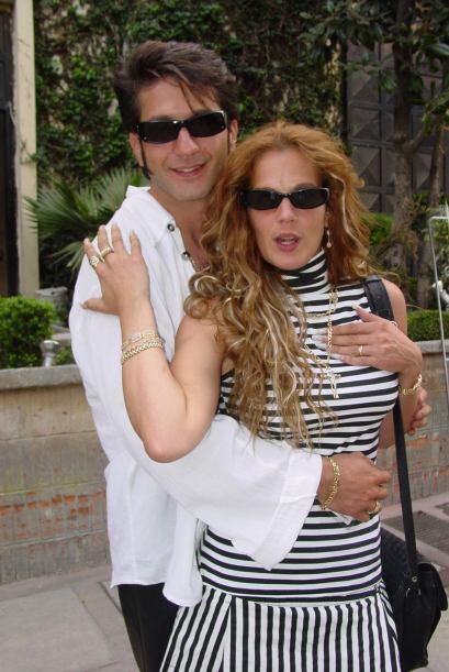 Recordamos el tiempo en el que Niurka y Bobby Larios eran la pareja del...