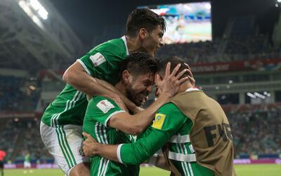 México se juega la vida ante Rusia con esta alineación