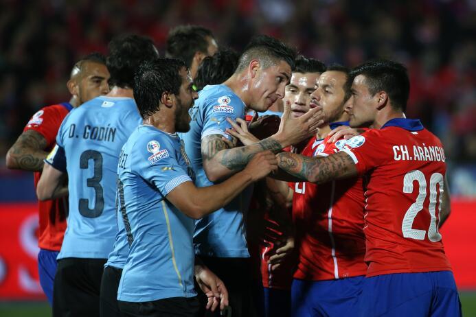 Chile vs. Uruguay