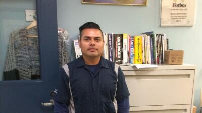Crescencio Ramos, un inmigrante mexicano que se ahogó tras salvar a una...