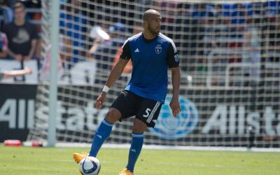 Víctor Bernárdez, San Jose Earthquakes