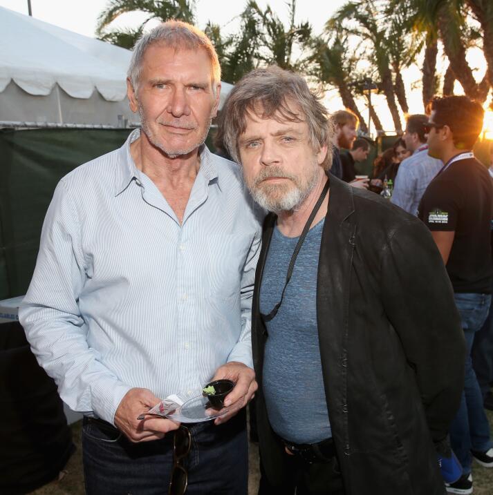 Star Wars durante la Comic-Con