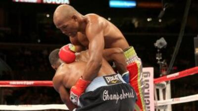 Bernard Hopkins vs Chad Dawson