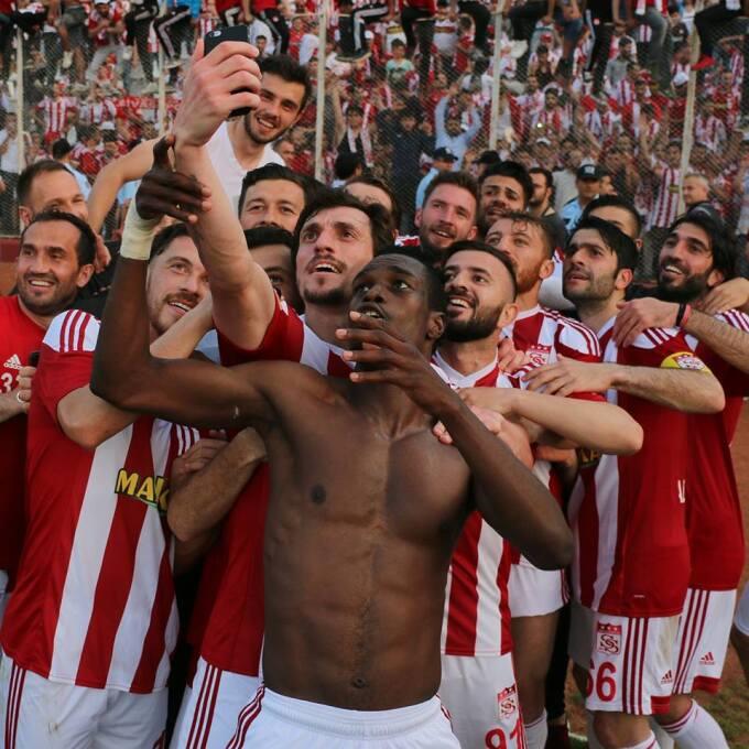 17. Sivasspor (Turquía)