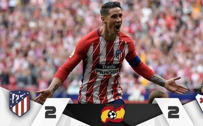Atlético de Madrid vs Eibar