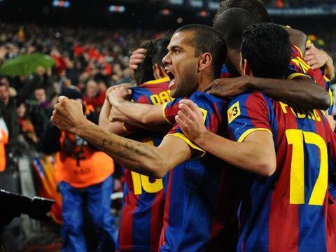 Barcelona dio una exhibición perfecta y con autoridad gole&oacute...