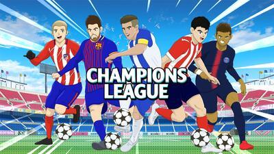 Al estilo de 'Los Supercampeones'... Así los grupos de la Champions tras la primera jornada