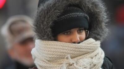 Los meteorólogos advierten que se trata de la peor ola de frío que azota...
