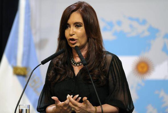 Luego de otorgarle el alta a Cristina Kirchner, el equipo médico que ati...