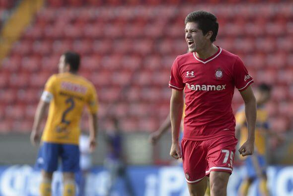 Diego Gama, el ex jugador del Toluca sigue demostrando su nivel con el s...
