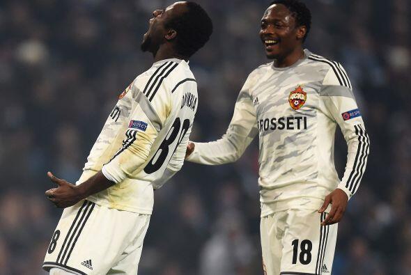 El CSKA sorprendió al Manchester City en su casa al vencerlos por 2-1 co...