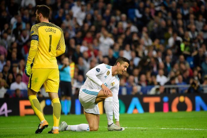 Intenso empate entre Real Madrid y Tottenham por el liderato del grupo H...