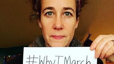 En fotos: Las mujeres explican sus razones para marchar el 21 de enero con la etiqueta #WhyIMarch