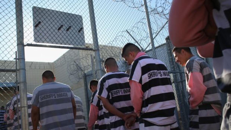 La Cárcel de Carpas de Arpaio en el Condado Maricopa.