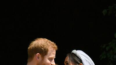 Meghan y Harry completamente enamorados: estas han sido las muestras de cariño  que se han hecho en público