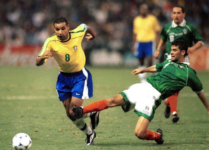 Así fue el título de México en la Copa Confederaciones de 1999 19990805_...