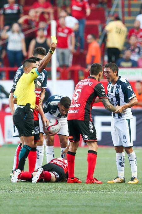 Avilés Hurtado como en casa en goleada del Monterrey sobre Xolos Fernand...