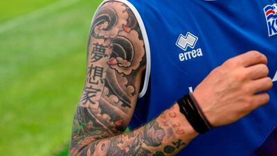 El Mundial de los tatuajes: Rusia 2018 a flor de piel en futbolistas y fanáticos